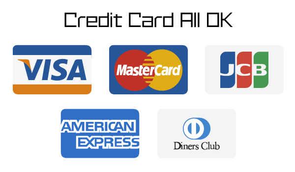 All Credit Card OK